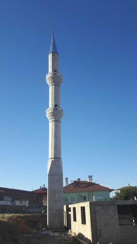 Taş ve Beton Minare Ustası (40)