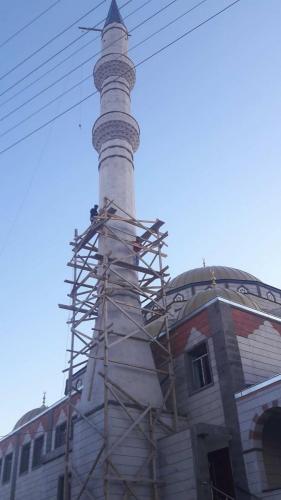 Taş ve Beton Minare Ustası (5)