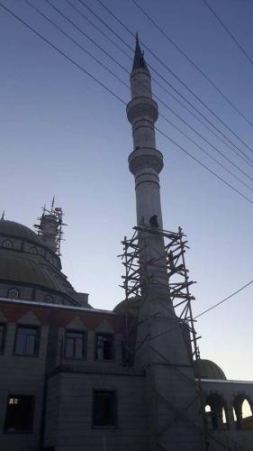 Taş ve Beton Minare Ustası (6)