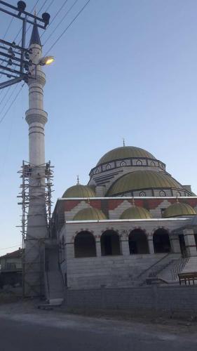 Taş ve Beton Minare Ustası (7)