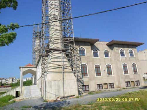 Taş ve Beton Minare Ustası (8)