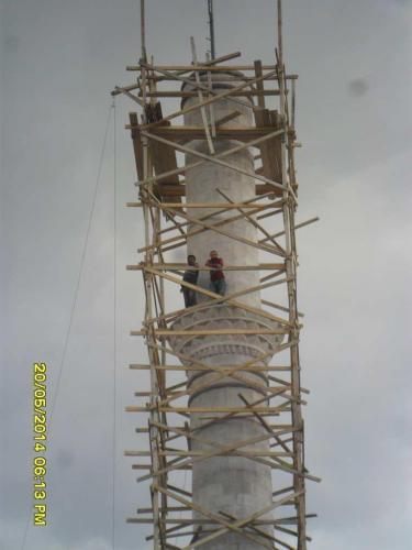 Taş ve Beton Minare Ustası (9)