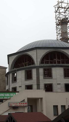 cami ustası - Devpa - Deveciler İnşaat (1023)